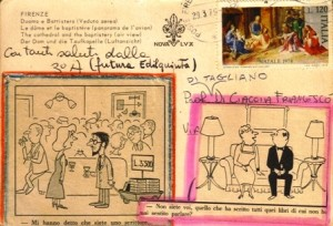 1979, scherzo di studenti