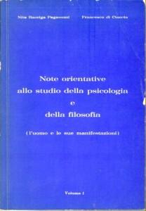 Note orientative, Copertina