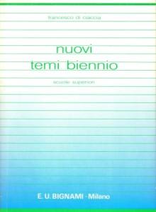 Nuovi temi biennio. Scuole superiori, 1990
