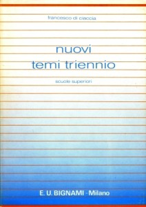 Nuovi temi triennio. Scuole superiori, 1989