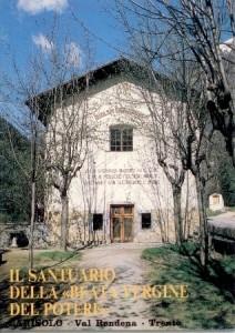 Santuario B.V.del Potere, facciata, a colori