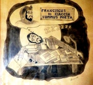 1984, Disegno di uno studente