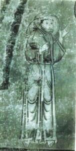 Anonimo, Oratorio di San Pelelgrino, Bominaco, ca.1280