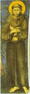 Cimabue, San Francesco, Basilica di San Francesco, Assisi