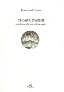 Chiara d'Assisi, Copertina