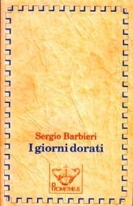 Barbieri, I giorni dorati. Copertina