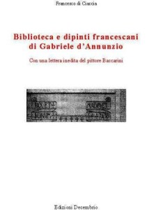 Biblioteca e dipinti francescani al Vittoriale
