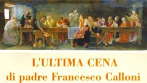 Calloni, Ultima Cena, Copertina