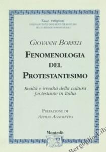 Copertina, Borelli, Fenom. del Protest.