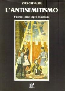 Copertina, Chevalier, L'Antisemitismo