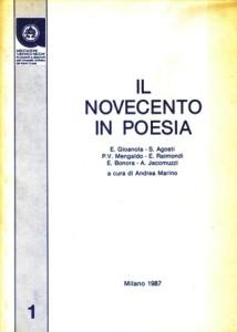 Copertina, Il Novecento