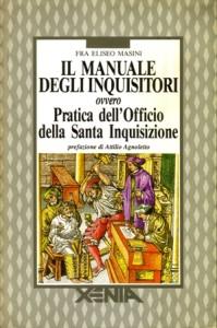 Copertina, Masini, Manuale degli Inquisitori