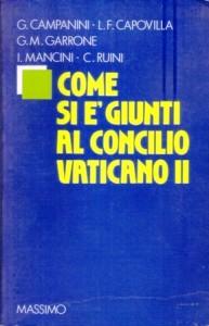 Copertina, Vaticano II