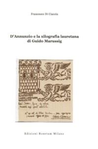 D'Annunzio e la xilografia. Copertina
