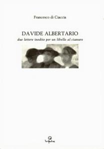Davide Albertario. Copertina
