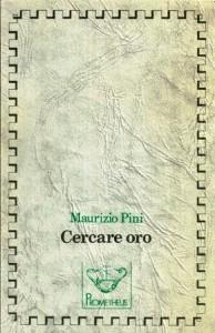 Maurizio Pini, Cercare oro, Copertina
