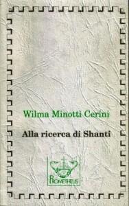 Minotti Cerini, Alla ricerca di Shanti. Copertina