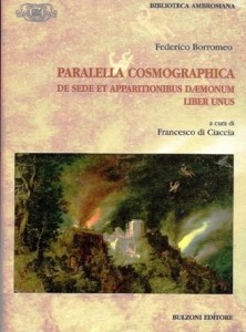 Paralella cosmographica. Copertina