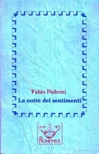 Pedroni. Copertina