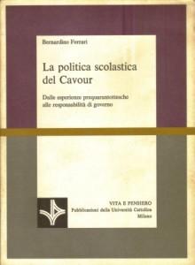 Copertina, Ferrari, Cavour, 1982