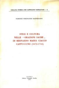 Copertina, Mastroianni, Giacco, 1981