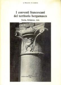 Copertina, Mosconi-Lorenzi, Conventi nel Bergamasco, 1983