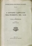 Copertina, d'Alatri, Conventi, 1