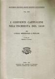 Copertina, d'Alatri, Conventi, 3