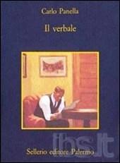 Copertina, Panella, Il verbale, 1989