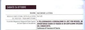 6. Libretto, Indicazione della Conferenza